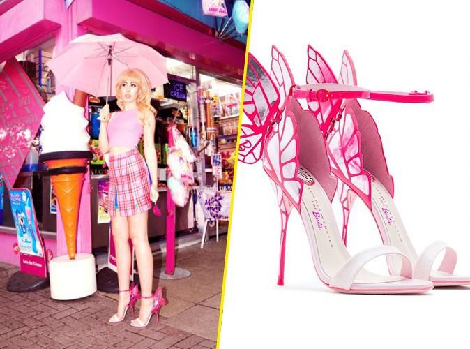 Photos : Barbie : Sophia Webster dévoile enfin la campagne à son honneur !