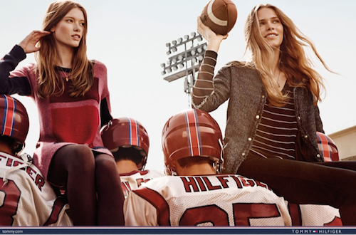 Photos : Behati Prinsloo, égérie sporty pour Tommy Hilfiger !
