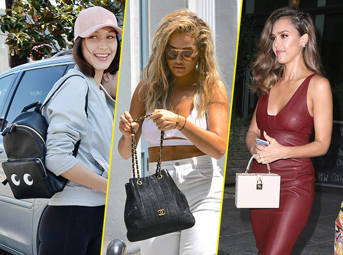 Photos : Les meilleurs sacs de la rentrée vus par vos stars préférées !