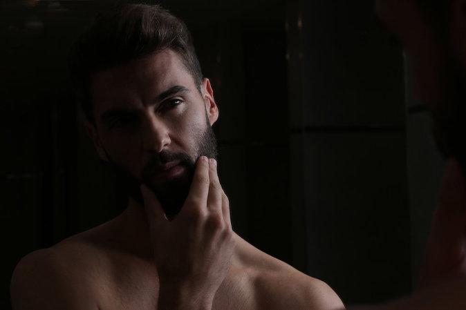 Photos : Benoît Paire : le tennisman prête sa barbe à Beardilizer