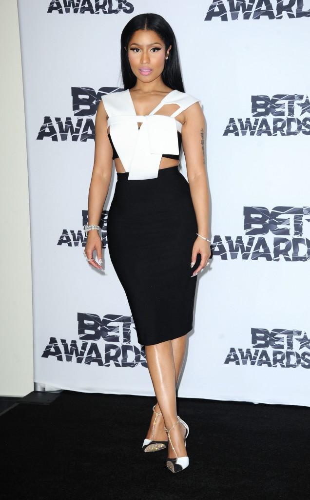 Nicki Minaj le 28 juin 2015