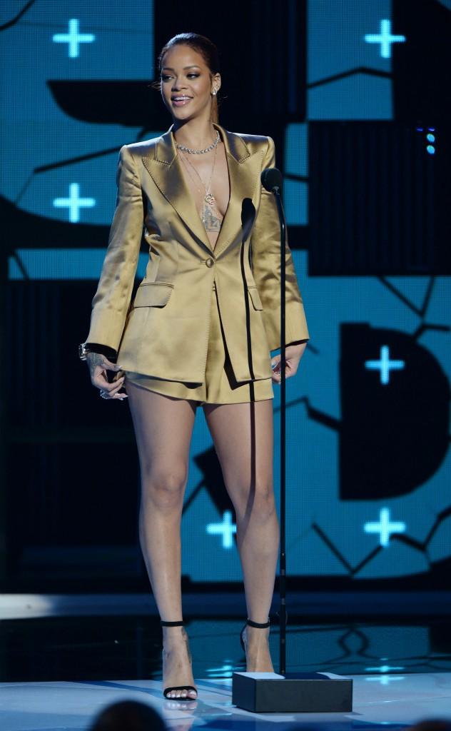 Rihanna le 28 juin 2015