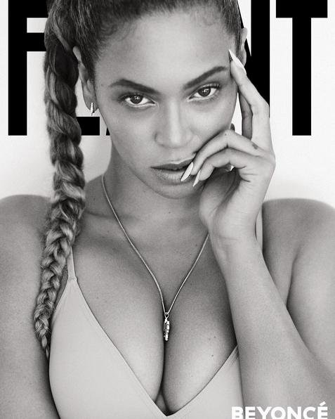 Photos : Beyoncé : cover girl sexy de Flaunt Magazine !