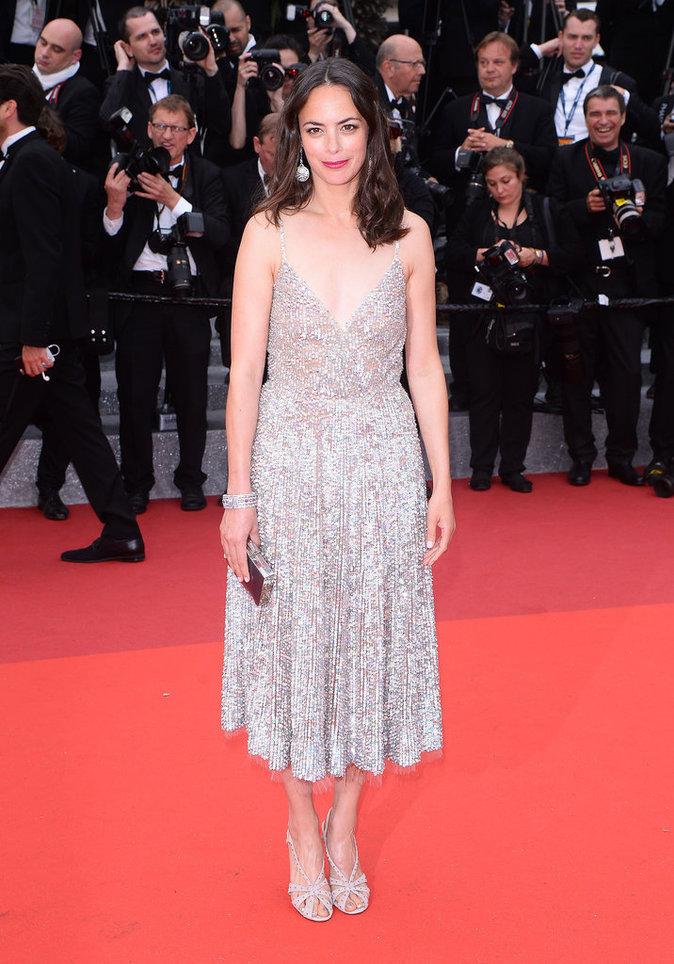 Berenice Bejo sur le tapis rouge du 69e Festival de Cannes