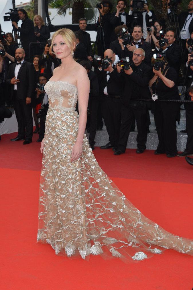 Kirsten Dunst en Valentino Haute Couture