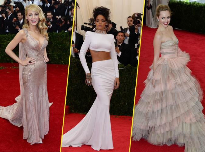 Photos : Blake, Rihanna, Suki... Retour sur tous les plus beaux looks du MET Ball 2014 !