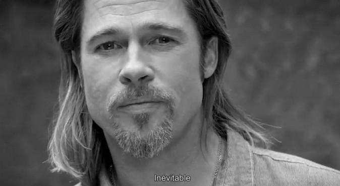 Brad Pitt pour Chanel