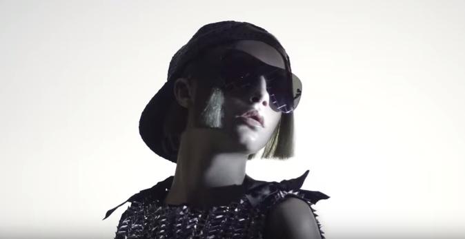 Photos : Cara Delevingne : son grand come back pour la nouvelle campagne Chanel Eyewear