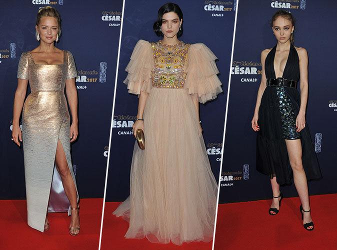 César 2017 : Virginie Efira, Soko, Lily-Rose Depp... toutes les robes de la cérémonie !