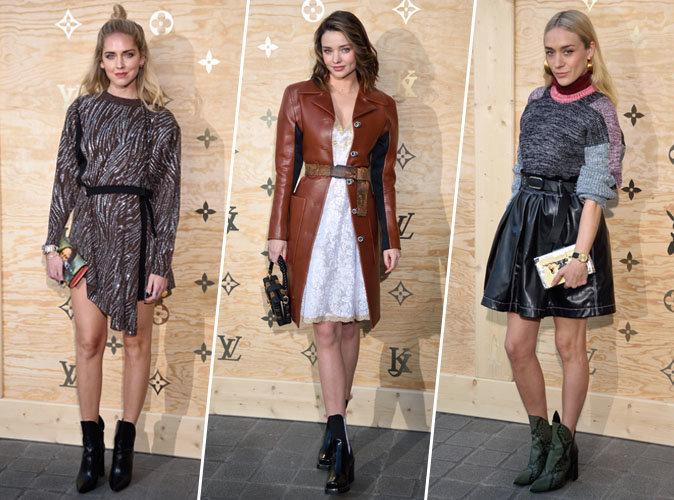 Chiara Ferragni, Miranda Kerr, Chloë Sevigny... Les plus beaux looks du dîner Louis Vuitton !