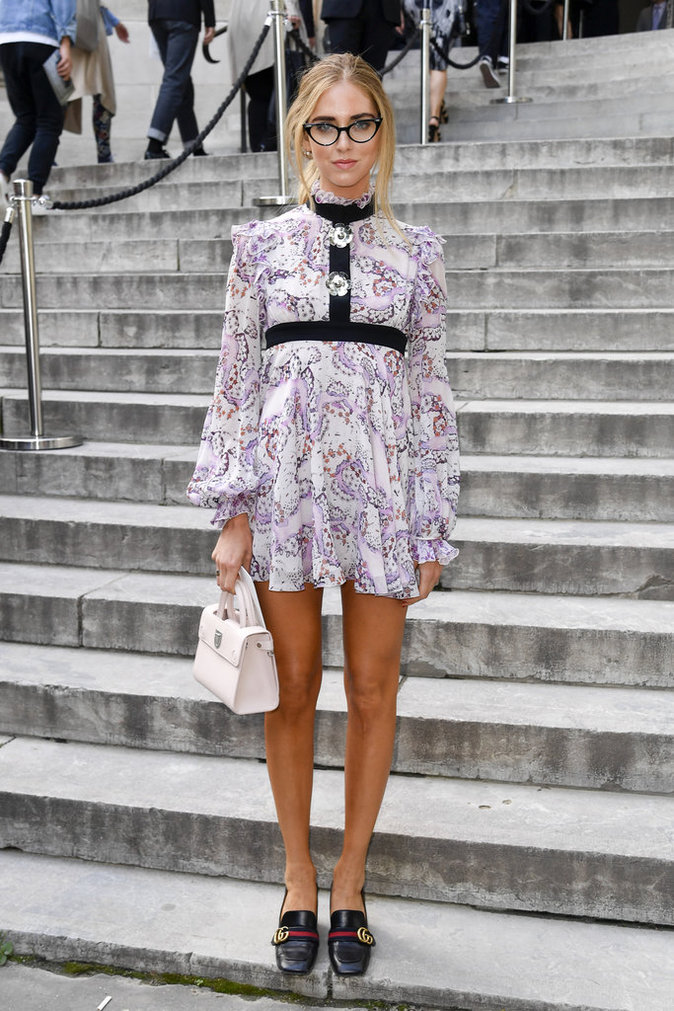 Photos : Chiara Ferragni VS Kristina Bazan : battle fashion entre blogueuses !