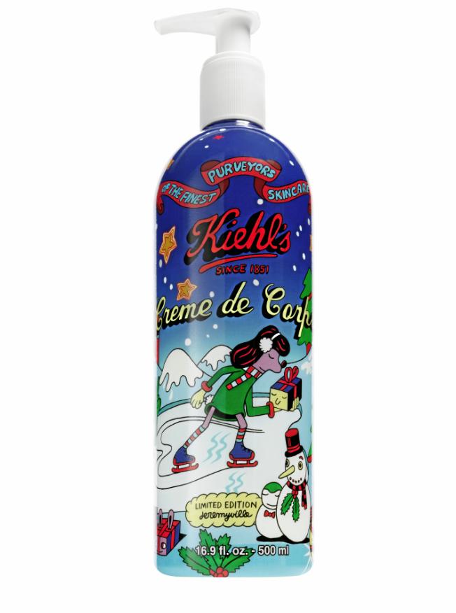 Crème de corps, Kiehl's x Jeremyville. 75 €.