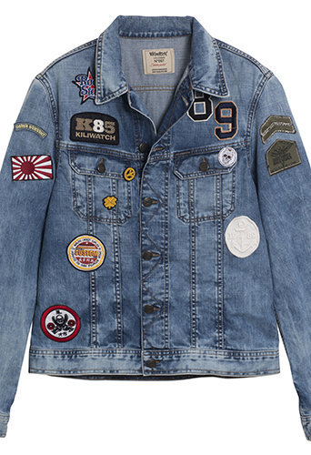 Veste en denim : Kiliwatch : 159€