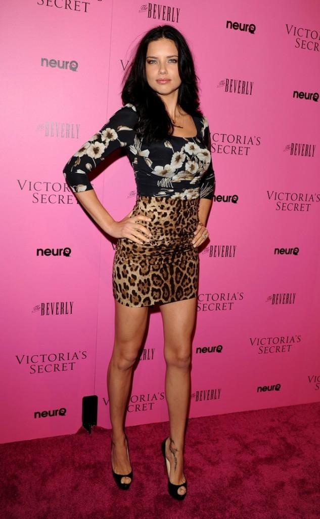 Adriana Lima : je suis belle et je le sais !