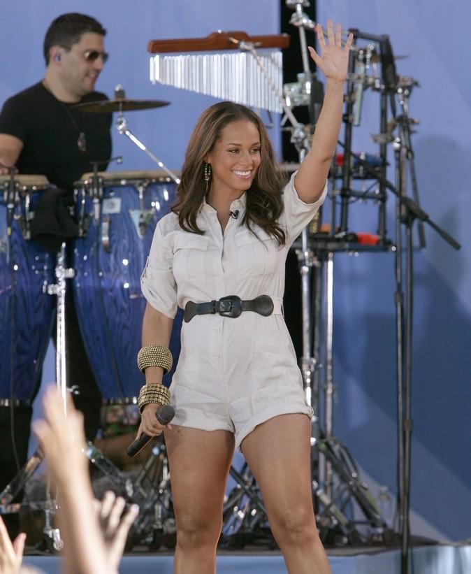 Alicia Keys !