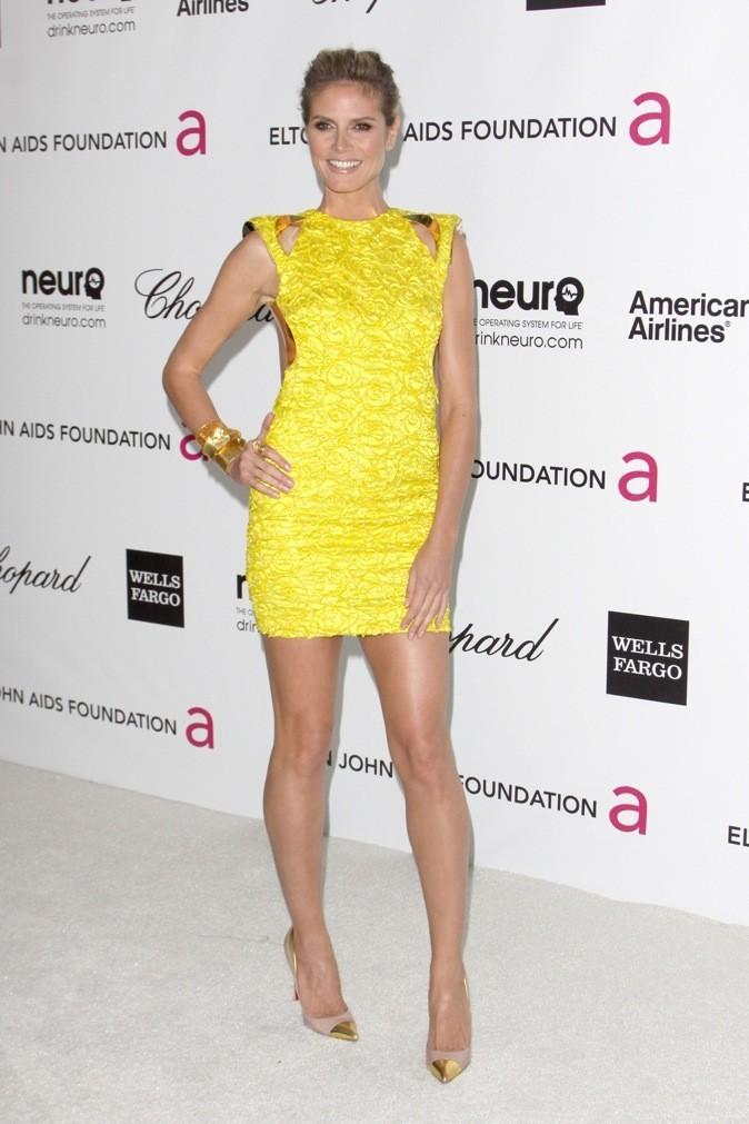 Heidi Klum : quelque chose à rajouter ?