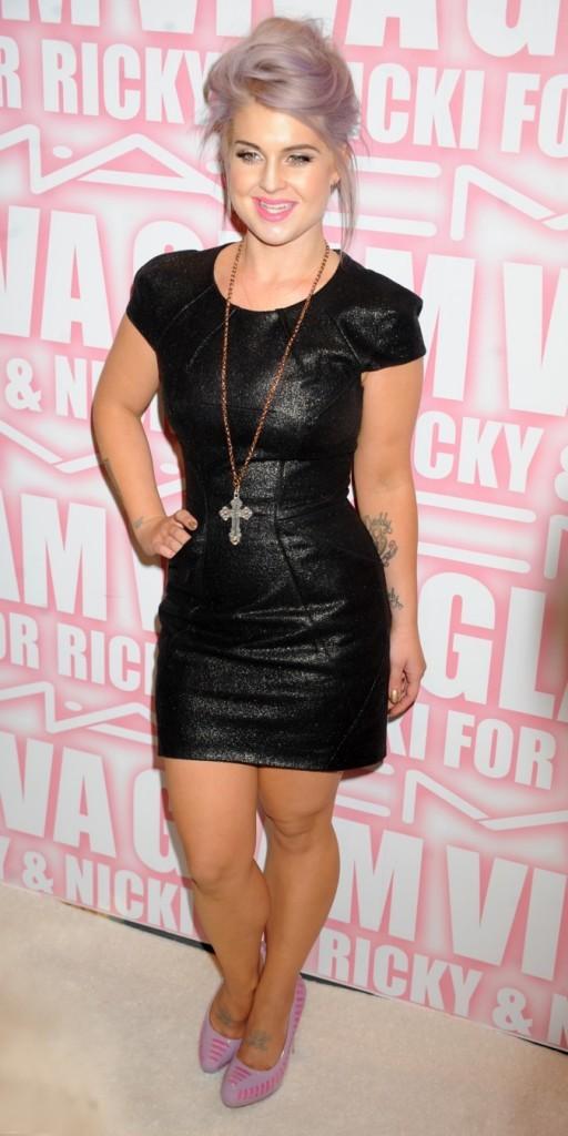Kelly Osbourne !