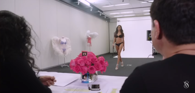 Les coulisses du casting Victoria's Secret
