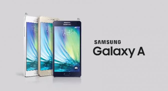 Doutzen Kroes pour le Samsung Galaxy A