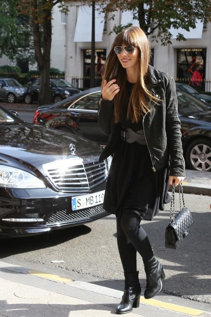 Jessica Biel et le 2.55 de Chanel