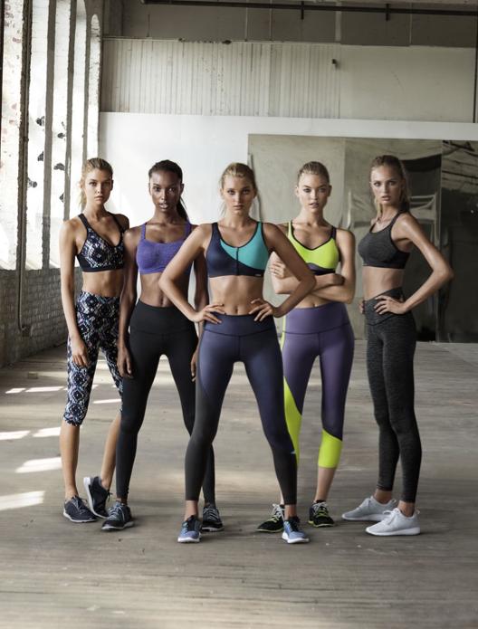 Photos : Elsa, Stella, Marta... Les Anges Victoria's Secret, plus sexy que jamais en tenue sportwear !