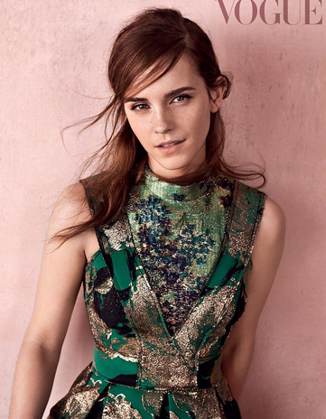 Photos : Emma Watson : simple mais éblouissante pour Vogue !