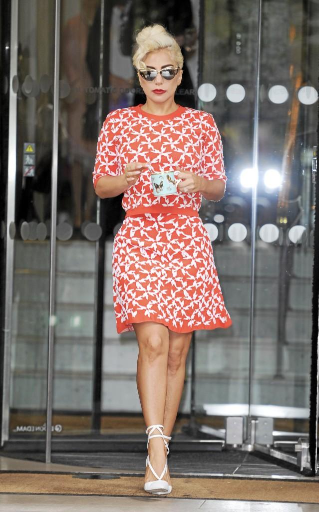 En direct de Fashionland : Lady Gaga