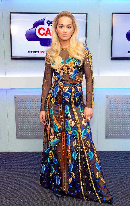 En direct de Fashionland : Rita Ora