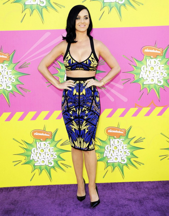 Battle fashion : Katy Perry
