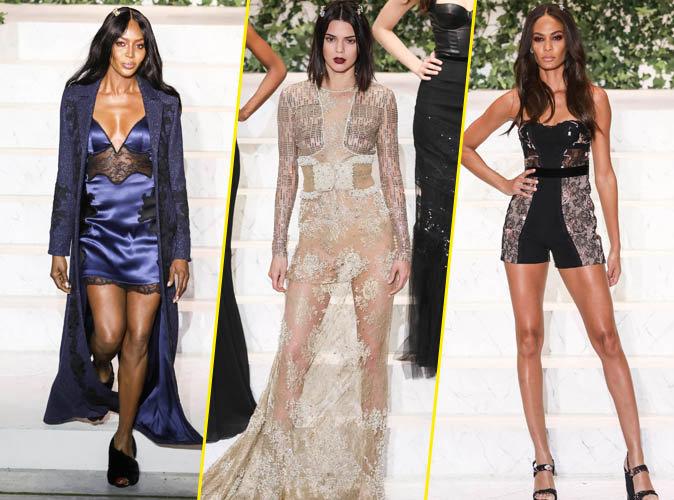 Fashion Week : Naomi Campbell, Kendall Jenner et Joan Smalls ouvrent le bal chez La Perla !