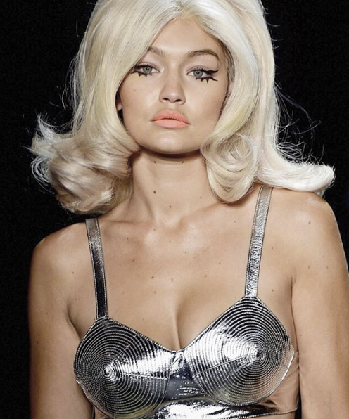 Gigi Hadid le 14 septembre 2015