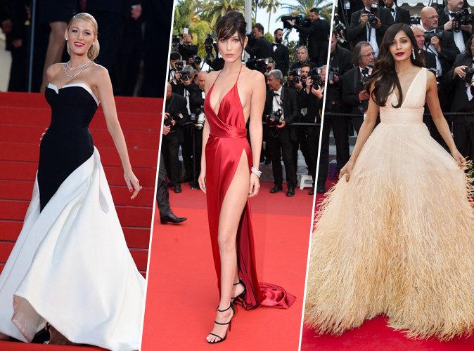 J-3 avant le Festival de Cannes : Retour sur les plus belles robes du tapis rouge !