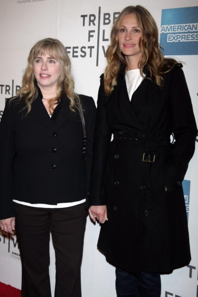 Julia Roberts et sa soeur Lisa : unies comme pas deux !