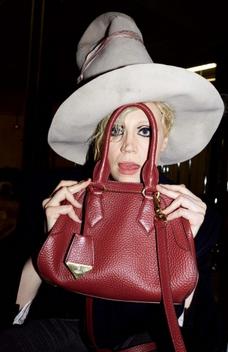 Gwendoline Christie pour Vivienne Westwood
