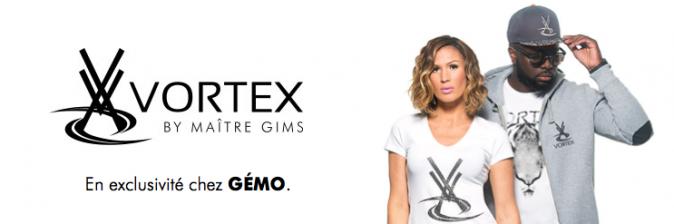 Photos : Gémo X Maitre Gims sortent une nouvelle collection Vortex !