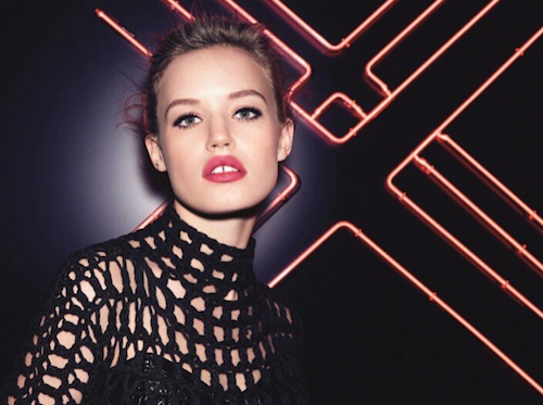 Photos : Georgia May Jagger hypnotique pour Rimmel London !
