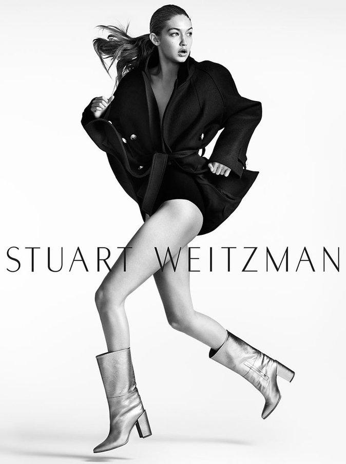 Photos : Gigi Hadid : bien dans ses bottes ? Elle nous met l'eau à la bouche !