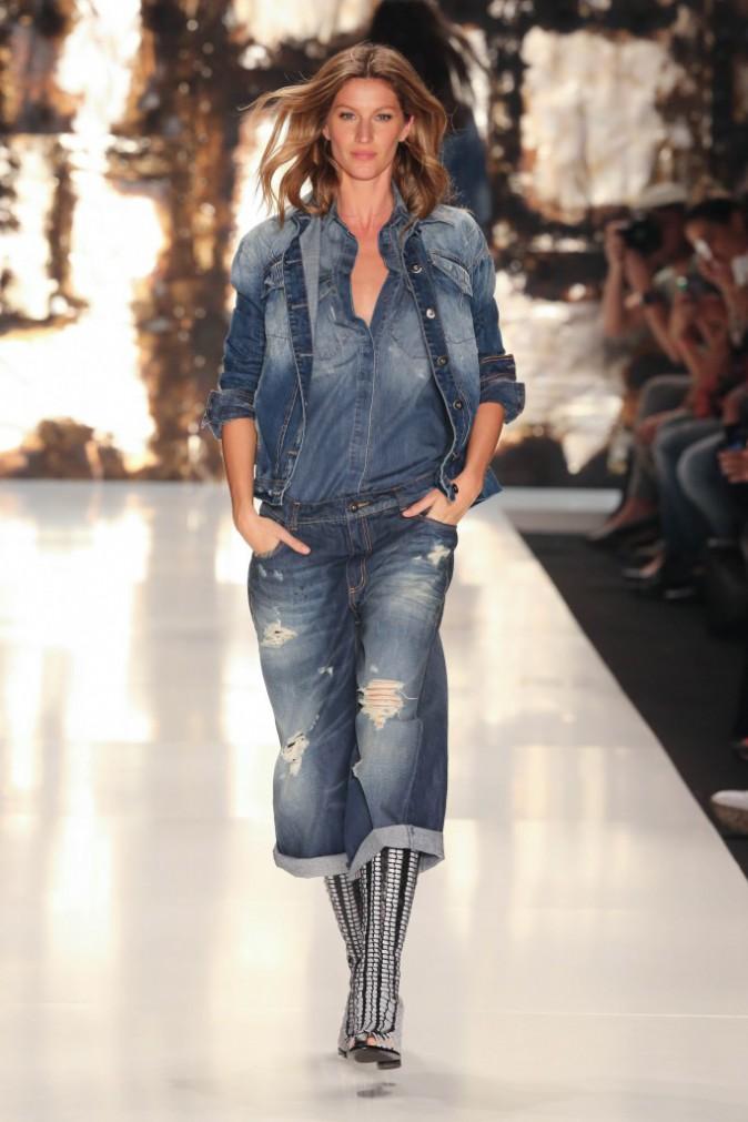 Colcci à la Sao Paulo Fashion Week (05.11.14)