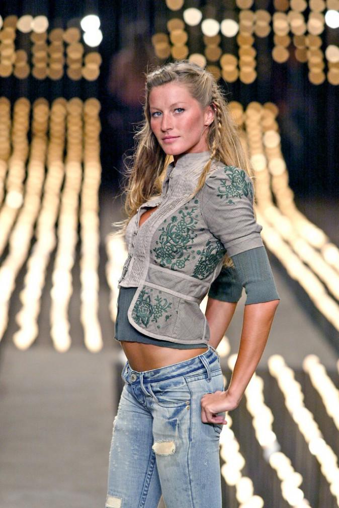 Collci à Corcovado room, pendant the Fashion Rio, (14.01.2006)
