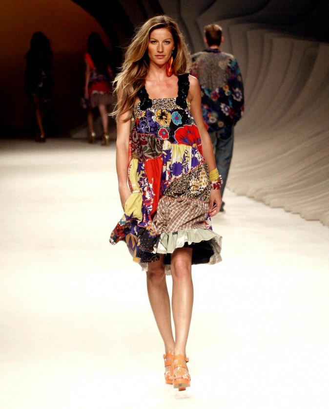 L'ouverture de la San Pablo Fashion Week (11.06.2006)