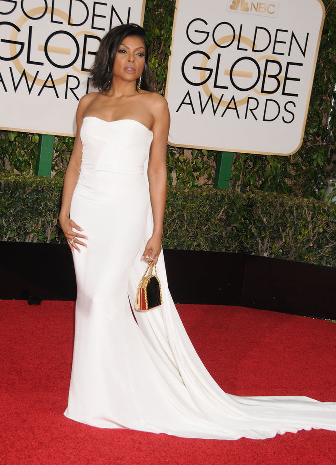 Taraji P. Henson en Stella McCartney Couture