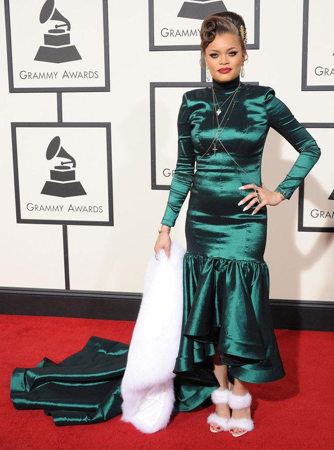 Photos : Grammy Awards 2016 : les pires looks de la cérémonie