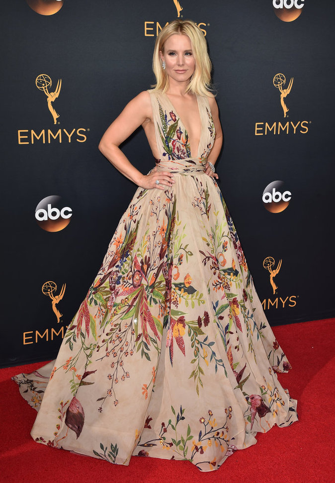 Kristen Bell (The Good Place) en Zuhair Murad