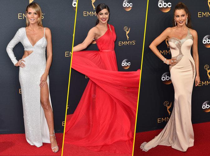 Photos : Heidi Klum, Priyanka Chopra, Sofia Vergara : découvez tous les looks des Emmy Awards 2016 !