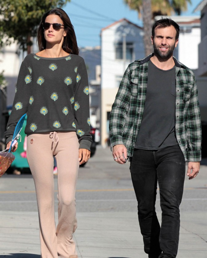 L'entrepreneur Jamie Mazur, est fiancé à Alessandra Ambrosio