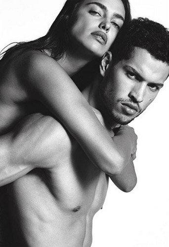 Irina Shayk est sublime dans la nouvelle campagne Givenchy