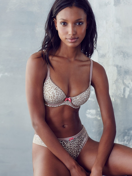 Jasmine Tookes pour Victoria's Secret