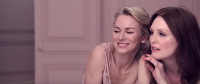Naomi Watts et Julianne Moore pour L'Oréal Paris !