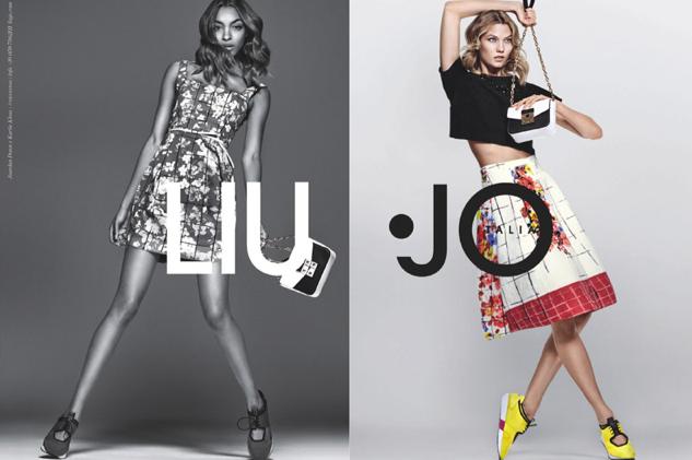 Photos : Jourdan Dunn et Karlie Kloss réunies pour Liu Jo !