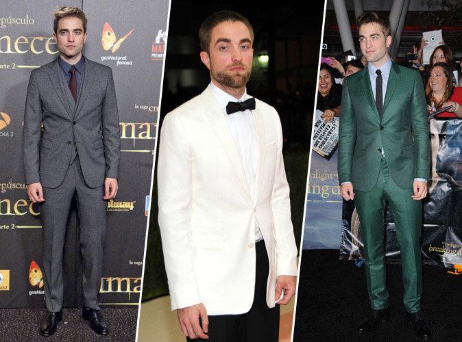 Joyeux anniversaire Robert Pattinson : du jogging au costume trois pièces, retour sur son évolution look !